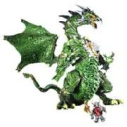 Mega Bloks Battle Plasma Dragon Reignyth (98267)