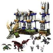 Mega Bloks Dragons Battlestorm Castle (96001)