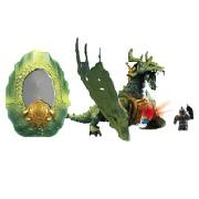 Mega Bloks Dragons Light Up Eggs