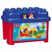 Mega Bloks Pirates Tub (551)