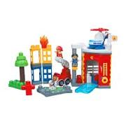 Mega Bloks Rescue Headquarters (8056)