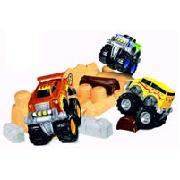 Mega Bloks Tiny and Tuff Off Road Set (0896)