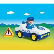 Playmobil 123 Police Car (6737)