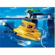 Playmobil Deep Sea Submarine (3611)