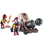 Playmobil Dragon Attack Cannon (3320)
