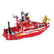 Playmobil Fire Rescue Boat (3128)