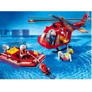 Playmobil Fire Rescue Set (4428)