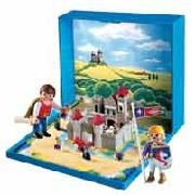Playmobil Knights Castle Micro World (4333)