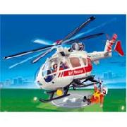 Playmobil Medical Copter (4222)