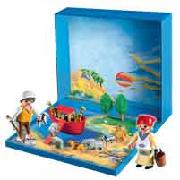 Playmobil Noahs Ark Micro World (4332)