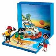 Playmobil Pirates Micro World (4331)
