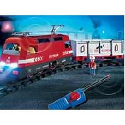 Playmobil Radio Control Cargo Train with Lights (4010)