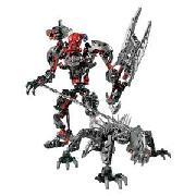 Lego Bionicle Mixilos and Spinax.