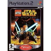 Lego Star Wars - Ps2.