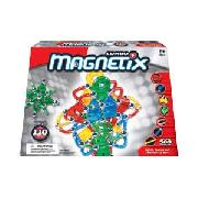 Magnetix 110 Piece Special Silver Combo Set.