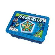 Magnetix 285 Piece Tub - No Idea Box.