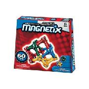 Magnetix 60 Piece Hedrons Assortment.