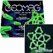 42Pc Geomag Glow In the Dark
