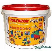 Polydron Mighty - Tub 227 Pieces