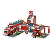 Lego City Firestation 7945