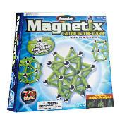 Magnetix 70 Piece Glow In the Dark