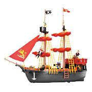 Playmobil Blackbeards Pirates Ship