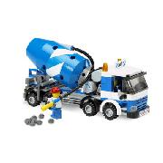 Lego CITY - Cement Mixer