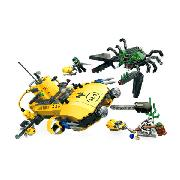 Lego Aqua Raiders - Crab Crusher