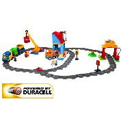 Lego DUPLO - Deluxe Train Set – Free Duracell Batteries Included