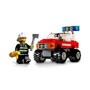 Lego CITY - Fire Car
