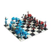 Lego Knights' Kingdom Chess Set
