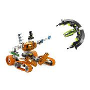 Lego Mars Mission - MT-51 Claw-Tank Ambush