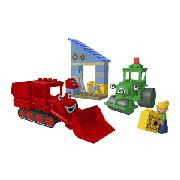 Lego DUPLO - Muck and Roley In the Sunflower Factory