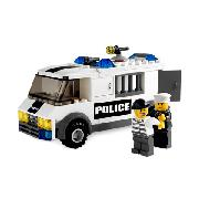 Lego CITY - Prisoner Transport