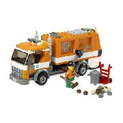 Lego CITY - Recycle Truck